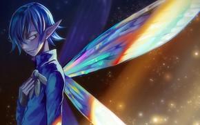 Картинка эльф, крылья, Nanatsu no Taizai, Семь смертных грехов