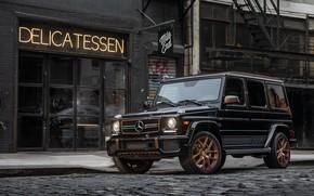 Картинка Mercedes-Benz, AMG, 2018, G-Class, Gelandewagen, Final Edition, G65