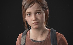 Картинка Games, Naughty Dog, Ellie, PS4, The Last of US Part II