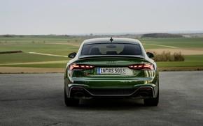 Картинка Audi, вид сзади, RS 5, 2020, RS5 Sportback