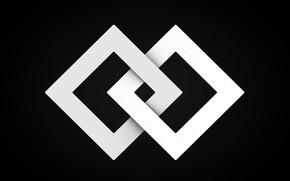 Картинка дизайн, узор, логотип, квадрат