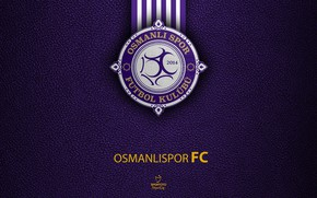 Картинка wallpaper, sport, logo, football, Turkish Superlig, Osmanlispor