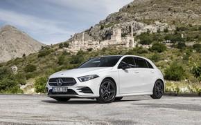 Картинка Mercedes - Benz, hatchback, A 180 D