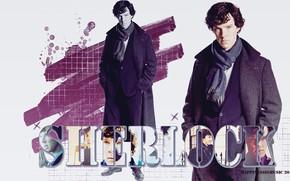 Картинка буквы, коллаж, Шерлок Холмс, Бенедикт Камбербэтч, Benedict Cumberbatch, Sherlock, Sherlock BBC, Sherlock (сериал), by happinessismusic