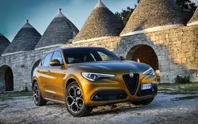 Картинка Alfa Romeo, 2019-20, Stelvio Veloce