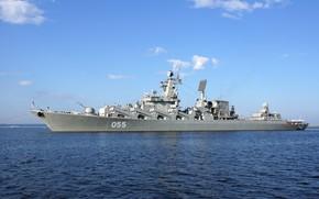 Обои крейсер, ракетный, вмф, маршал устинов
