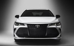 Картинка Toyota, вид спереди, 2018, Avalon, Touring
