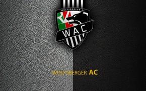 Картинка wallpaper, sport, logo, football, Wolfsberger AC