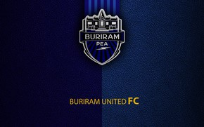 Картинка wallpaper, sport, logo, football, Buriram United