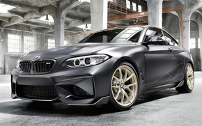 Обои BMW, M Performance, BMW M2, Concept based on BMW M2, BMW M Performance Parts Concept ...