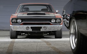 Картинка Muscle, Cars, Plymouth, Road Runner, Mopar, Plymouth Road Runner