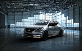 Картинка Nissan, Versa, S-TECH