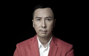Картинка поза, актёр, actor, продюсер, pose, сценарист, кинорежиссёр, producer, Donnie Yen, Донни Йен, screenwriter, film director