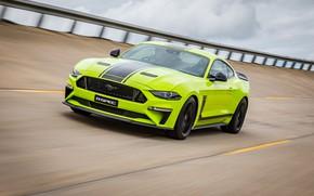 Картинка скорость, Mustang, Ford, AU-spec, R-Spec, 2019, Australia version