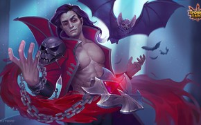 Картинка игра, персонаж, Game, RPG, Дориан, Хроники Хаоса, Hero Wars