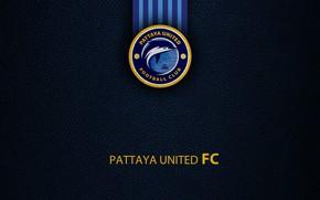 Картинка wallpaper, sport, logo, football, Pattaya United