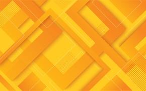 Картинка линии, желтый, абстракция, фон, background