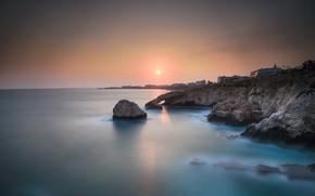 Картинка nature, Cyprus, Ayia Napa, Love Bridge