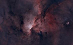 Картинка звезды, туманность, nebula, бесконечность
