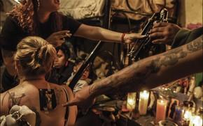 Картинка tattoo, death, drawing, fair, inks, day the dead