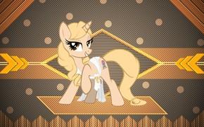 Картинка единорог, пони, My Little Pony