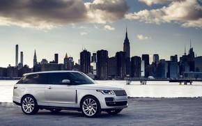Картинка Range Rover, Coupe, Rover, Range, 2019, SV Coupe