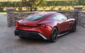 Картинка Aston Martin, Астон Мартин, Vanquish, Zagato Shooting Brake