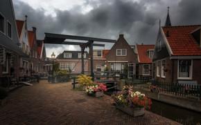 Картинка Holland, North Holland, Volendam