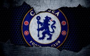 Картинка wallpaper, sport, logo, football, Chelsea