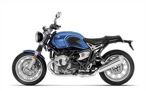 Картинка Мотоцикл, байк, nineT, BMW R