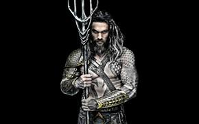 Картинка фэнтези, Aquaman, Джейсон Момоа, Аквамен