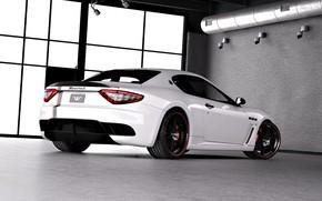 Картинка купе, MC Stradale, Maserati GranTurismo, 4.7 литров V8