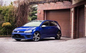 Картинка Volkswagen, Golf, mk7, CAR, SPA