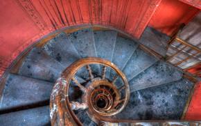 Картинка фон, лестница, ступени
