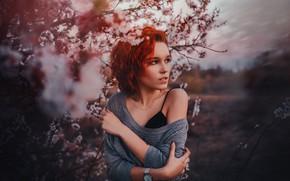 Картинка ветер, Мария, Alexander Drobkov-Light, Мари Ларина