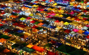 Картинка colors, night, stores, market, trade