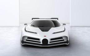 Картинка Bugatti, Фары, Гиперкар, Значок, Sportscar, 2020, Centodieci, Bugatti Centodieci