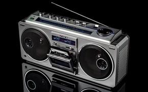 Картинка Sony, Boombox, Ghettoblaster, CFS-66