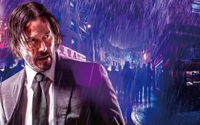 Картинка Киану Ривз, Keanu Reeves, Parabellum, John Wick, Джон Уик, 2019, Джон Уик 3, John Wick …