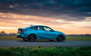 Картинка закат, вечер, BMW, вид сбоку, Gran Coupe, UK-spec, 2-Series, M Sport, 2020, 218i, F44