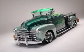 Картинка Chevrolet, Custom, 3100, 1950 Year