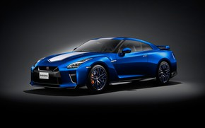 Картинка Nissan, GT-R, 50th Anniversary, JP-Spec, 2019, Japan version