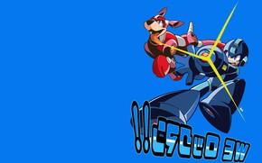 Картинка Mega Man, мега мэн, CAPCOM