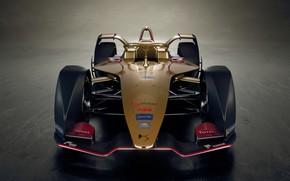 Картинка вид спереди, 2018, Formula E, DS Automobiles, DS E-Tense FE 19