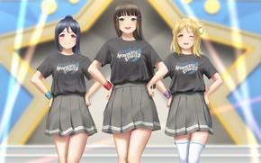 Картинка девушки, звезда, Аниме, Love Live! School Idol Project