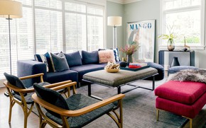 Картинка комната, интерьер, гостиная, by Vik Roma, Laid Back living room