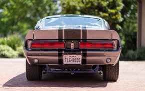 Картинка Mustang, Ford, Shelby, Eleanor, Ford Mustang, 1967, GT500E, 1967 Ford Mustang GT500E Shelby Eleanor