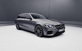 Картинка Мерседес, amg, estate, Mercedes-AMG E 53 Estate