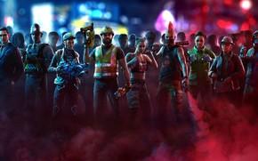 Картинка Игра, Ubisoft, Game, Hackers, Watch Dogs Legion