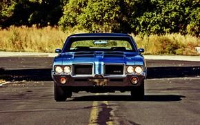 Картинка Car, Classic, Coupe, Oldsmobile